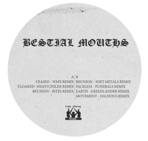 bestial mouths remixes lp