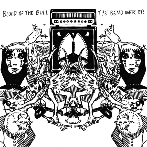 Blood Of The Bull Cover Art