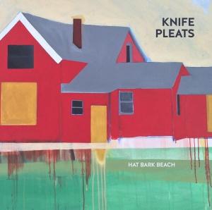 knife pleats hat bark beach