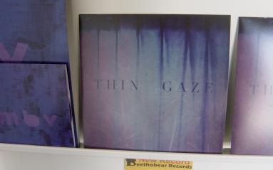 """THIN GAZE 7"""" (LebensStrasse Records)"""