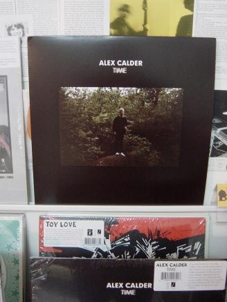 Alex Calder ep