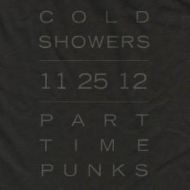 Cold Showers Part Time Punks 11.25.12 cassette