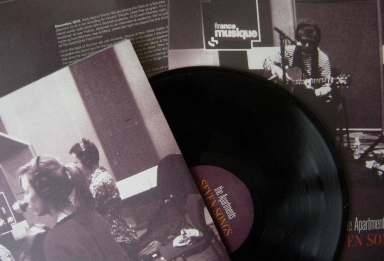 the apartments seven songs lp