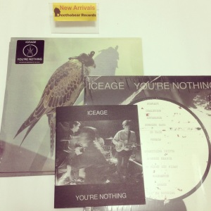 iceage nothing lp
