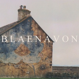 Blaenavon_into the night : denim patches