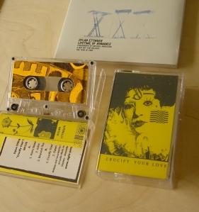 Dylan Ettinger tape cd