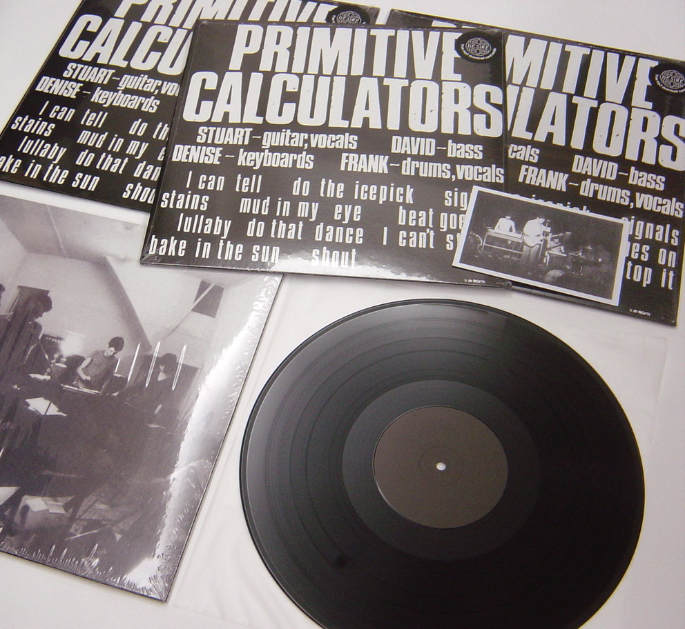 primitice calculators lp