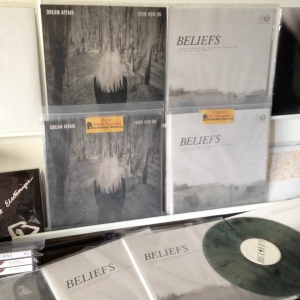 "dream affair 12"" & beliefs lp"
