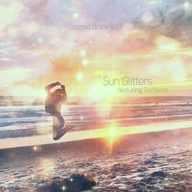 sun glitters cosmic oceans