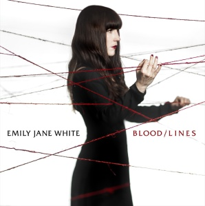 Emily Jane White Blood lines Cover